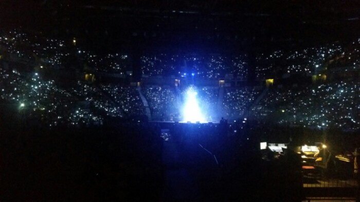 View of young voices