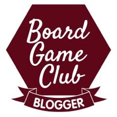 Blogger Board Game Club