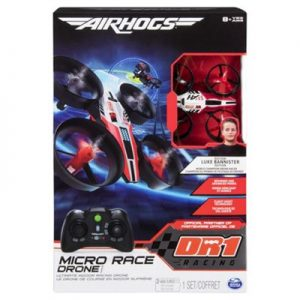 Packaging micro race drone