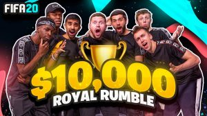 The sidemen spending $10000 on pack openings and micro transactions